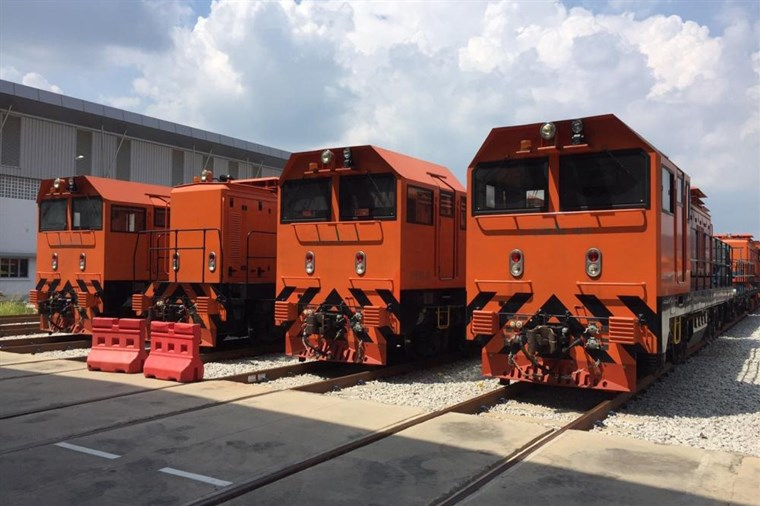 Photo of Bo-Bo Diesel-Electric Freight / Heavy Shunting Locos For Sale