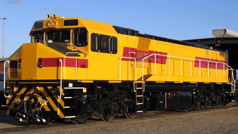 Photo of G26C-2 Co-Co Narrow Gauge Diesel Electric 2,000hp Locomotives for Sale