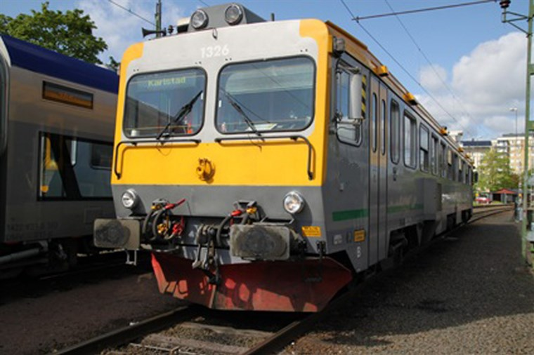Photo of Diesel Railcar for Sale in Europe