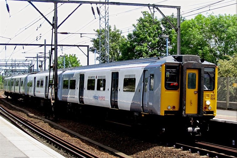 4-car electric multiple unit for sale
