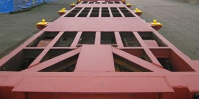 Photo of 4 Axle Container Wagons For Sale